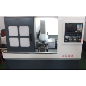 double spindle screwdriver bit making machine