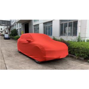 Super Soft Stretch Car Cover