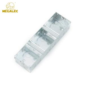 Demand Products Customized 47MM Height Ip65 Metal Electrical Junction Box
