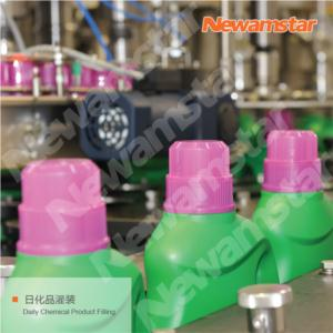 Daily Chemical Product Filling