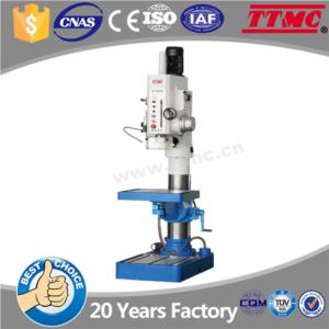Heavy duty vertical drilling machine