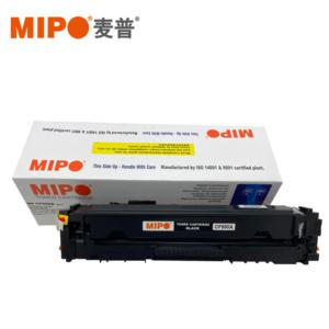MIPO MP-CF500/501/502/503A(202A) colour toner cartridge. For HP Color LaserJet Pro M254dw/M254nw/MFP M280nw/MFP M281fdn/MFP M281fdw printer