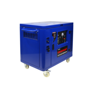 Silent Generator (diesel or gasoline)
