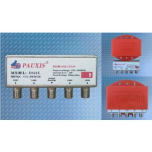 DS41D DiSEqC Switch 4 in 1