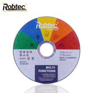 5 in 1 Multi-function cutting disc 115x1.2