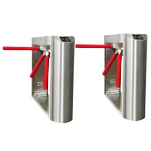 Bridge Circular Arc Access Control Tripod Turnstile Gate(Single Core)