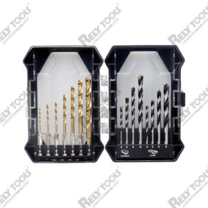 15pcs Drilling Bits Set