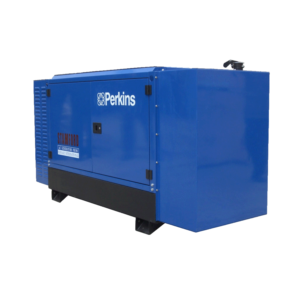 Diesel generating set powered by Perkins