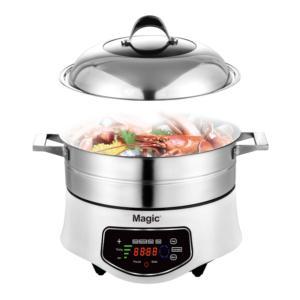 steam cooking pot