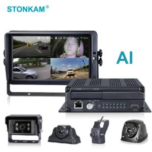 1080P MDVR&DMS&FCW All-in-one Intelligent Device