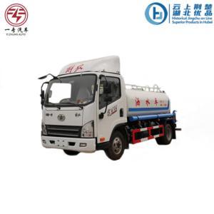 5CBM Water tank truck