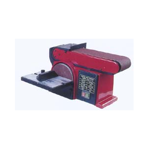 belt and disc grinder