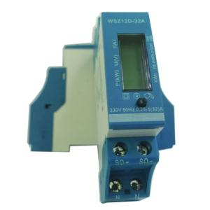 RS217DR4-1 Din Rail Single Phase Meter