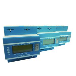 RS237DR3-2Din Rail Three Phase Meter