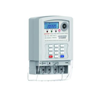DDZY217(KP1-1) Single Phase STS Keypad Prepaid Meter