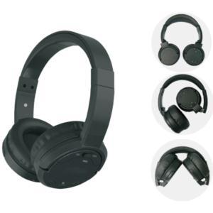 Foldable BT Noise Cancelling Headphone