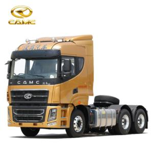 CAMC 6x4 H9 flat floor tractor/prime mover