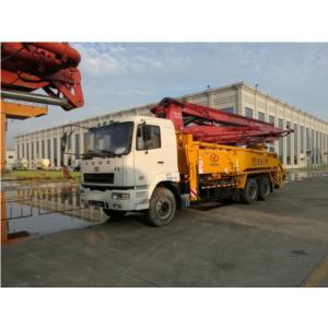 CAMC classic 39 meters concrete pump truck