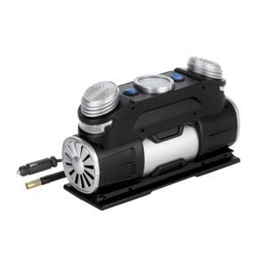 Dual-Cylinder Air Compressor