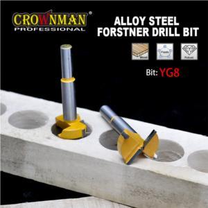 CROWNMAN Forstner Drill Bit