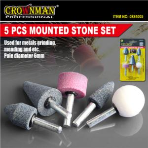 Abrasive Mounted Stone Set For Grinding Polishing