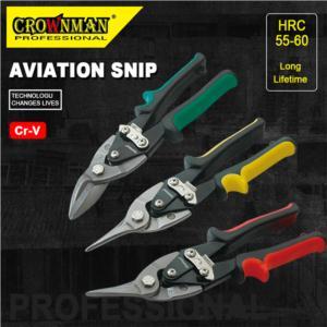 CROWNMAN CR-V Material Aviation Snip