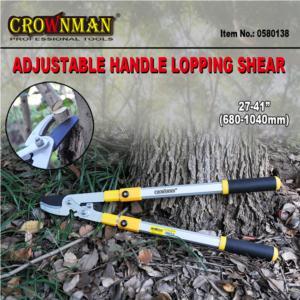 CROWNMAN Adjustable Handle Lopping Shear