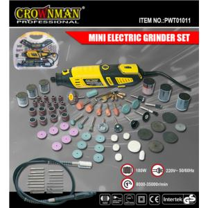 CROWNMAN Mini Electric Grinder Set