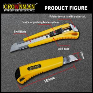 CROWNMAN Competitive Utility Knife
