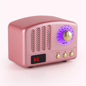 Portable Bluetooth Hi-Fi speaker