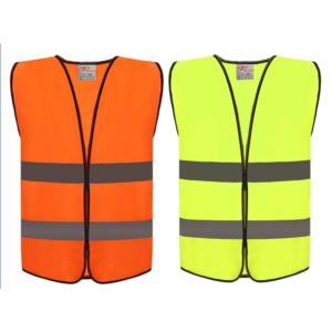 Fluorescent waistcoat