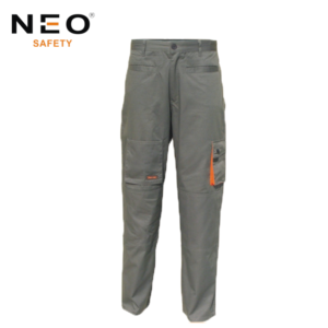 Polycotton Mens Cargo Pants with Reinforced Knee Part