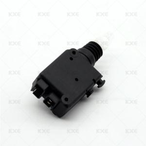 Auto body parts 2 pin car central door lock actuator for Peugeot