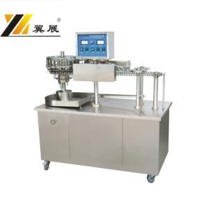 YZBF-B2000 MECHANICAL PLASTIC SOFT BOTTLE FILLING & SEALING MACHINE
