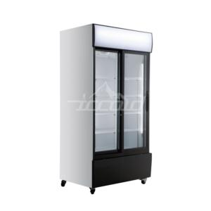 Sliding door Fridge