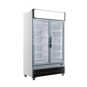 Vertical freezer 2door