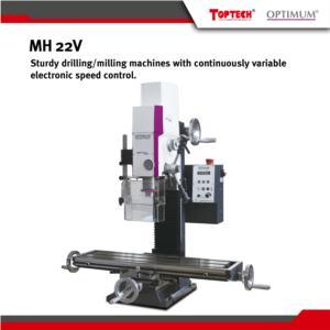 DRILLING & MILLING MACHINE MH22V