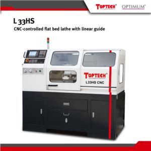 CNC LATHE MACHINE L33HS