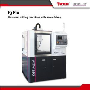 CNC MILLING MACHINE F3PRO