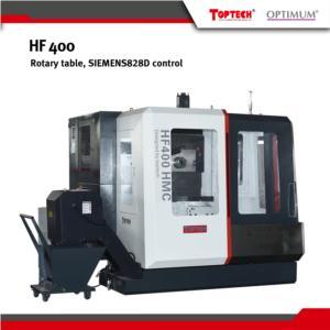 HORIZONTAL MACHINING CENTERS HF400