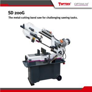 METAL BAND SAW SD200
