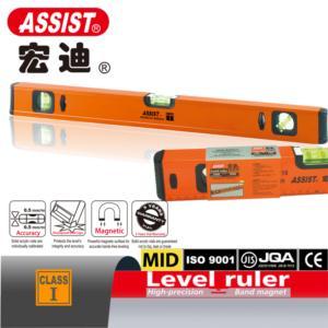 ASSIST HD06016 single scale class I precision aluminium alloy level ruler