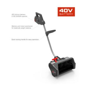 Lithium Battery Snow Shovel