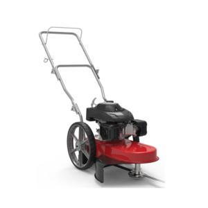 Gasoline high wheel lawnmower