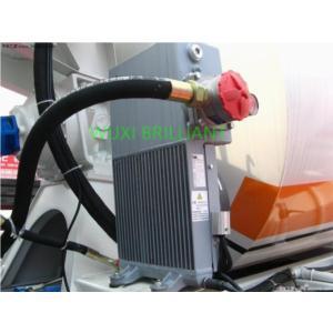 Oil Cooler for concrete mixer truck