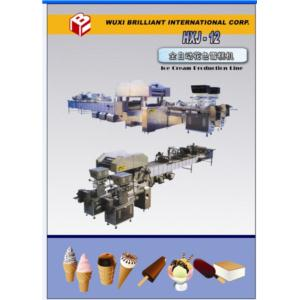 Ice Cream Production Line
