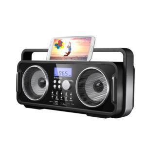 Bluetooth Portable Boombox