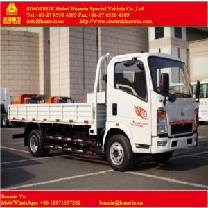 Sinotruk HOWO 4X2 Cargo Truck Lorry Truck 7-10 T