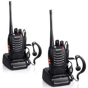 2020 Long Range 5 Watt Portable Cheap Professional Uhf 400-470MHz Two Way Radio Walkie Talkie Baofeng BF 888S BF-888S