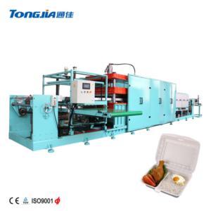 Full-Automatic Vacuum Forming Machine
